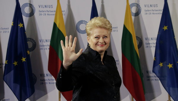 Президенти україни та литви петро