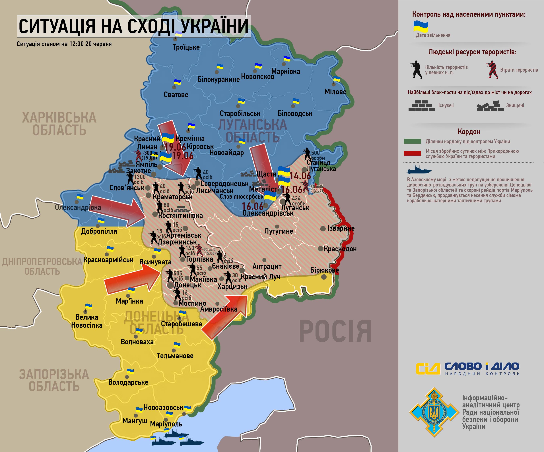 Террористы захватили отдел Госказначейства на Луганщине - Цензор.НЕТ 4241